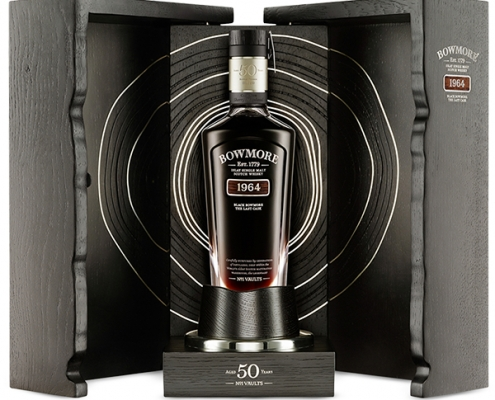 Black Bowmore 1964 50 Year Old